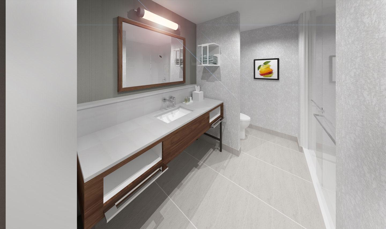 Hampton + Hilton Garden Inn, Vaughan